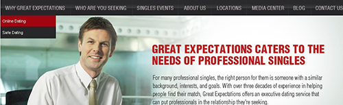 GreatExpectations Dating Concierge Service