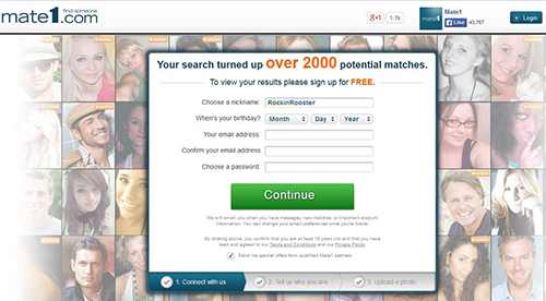 Dating websites consumer reports