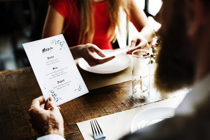 etiquette at dinner
